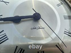 Vintage Retro seth thomas clock Sunburst
