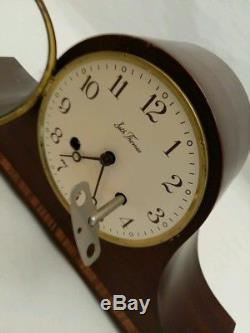 Vintage Seth Thomas Clock Lynton 2W Made in Germany Mantel Clock