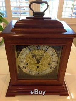 Vintage Seth Thomas Franz Hermle (350-060) 8-Day Mantle Clock WithChime