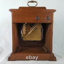 Vintage Seth Thomas Legacy Mantle Clock 1309 Westminster Chime German Movement