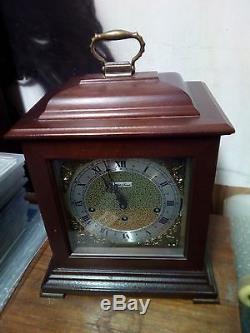 Vintage Seth Thomas Mantle Clock Legacy 3 Chime