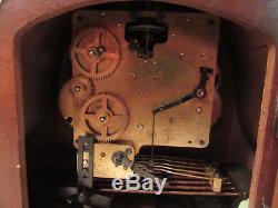 Vintage Seth Thomas Mantle Clock, Westminster Chime, Germany