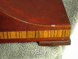 Vintage Seth Thomas Mantle Clock With Key Wood Chimes E531-000 Germany USA