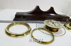 Vintage Seth Thomas Ships Clock With Stand By Seth Thomas Rare In +++ Condition