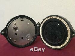 Vintage WW2 Seth Thomas Mark I Boat Clock 1942 US Navy WWII No 9980