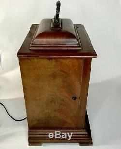 Vtg SETH THOMAS Mantel Clock Westminster Chime Electric 5711