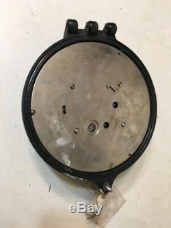 WWII Era Seth Thomas Partial Ship's Clock US Navy LSI Lansing Ship Infantry